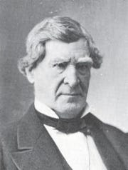 Justice Jeremiah Sullivan Black was a leading member of the York County Bar Association. Attorney General and Secretary of State in the James Buchanan administration, he died in York in 1883.