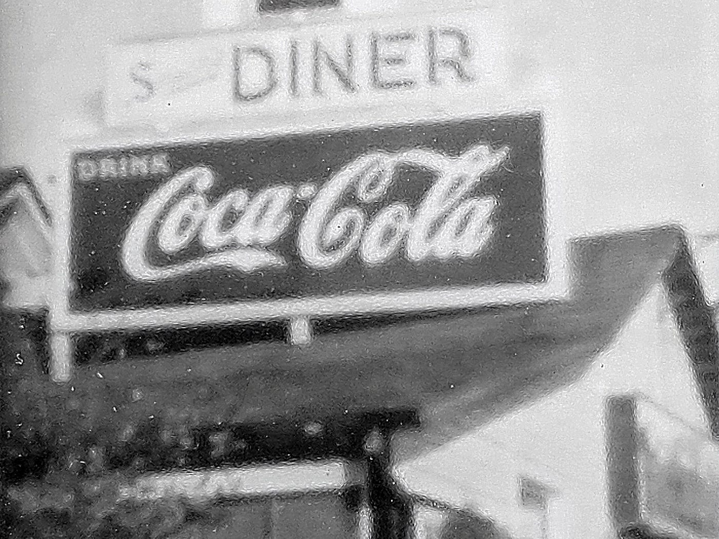 Smith's truck stop and diner was in Jacobus in 1940.