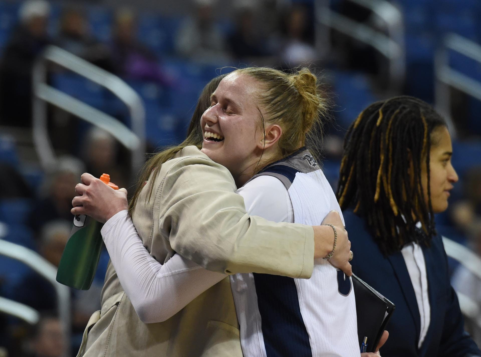 Images from the Nevada Women vs Air Force on Senior Night at Lawlor Events Center on March 4 2019.