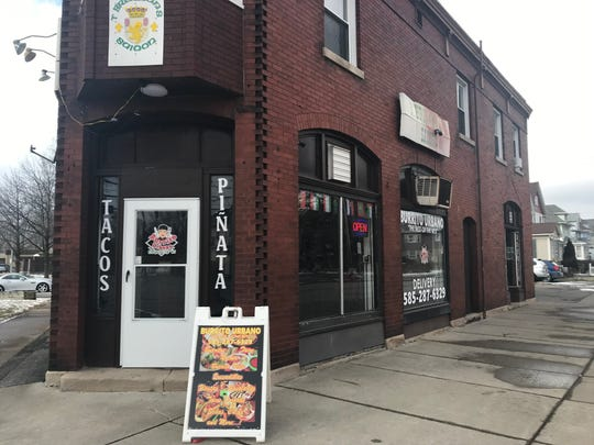 Burrito Urbano is at 673 Glide St., just off Lyell Avenue.