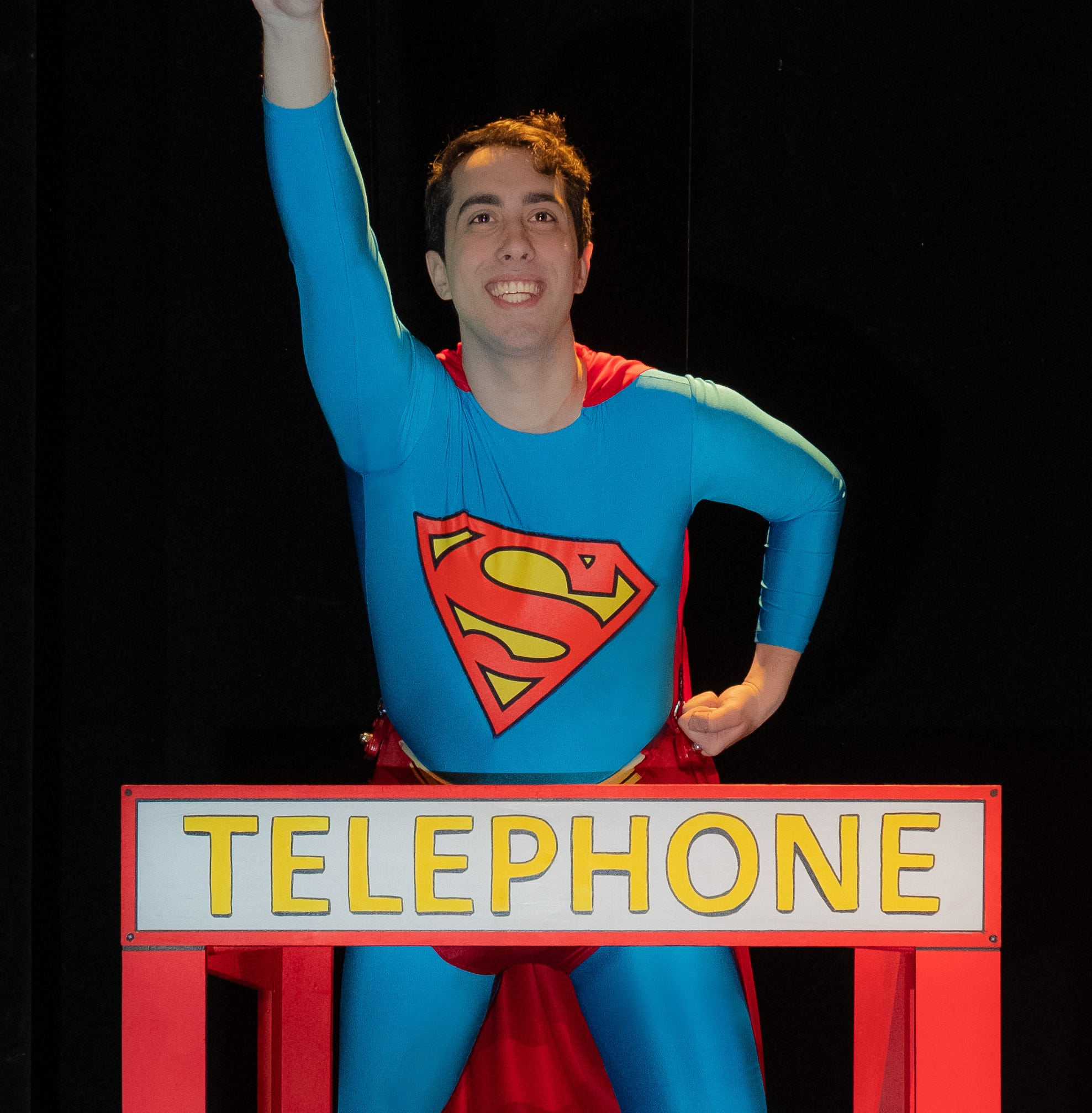 TYKES kids theater second in the nation to stage It's a Bird… It's a Plane… It's Superman