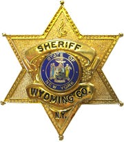 Wyoming County Sheriff's Office badge