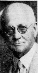 Dr. Montgomery E. Leary, a nationally known expert on the care of patients with tuberculosis, helped create the Iola Sanitorium and served as its first superintendent.