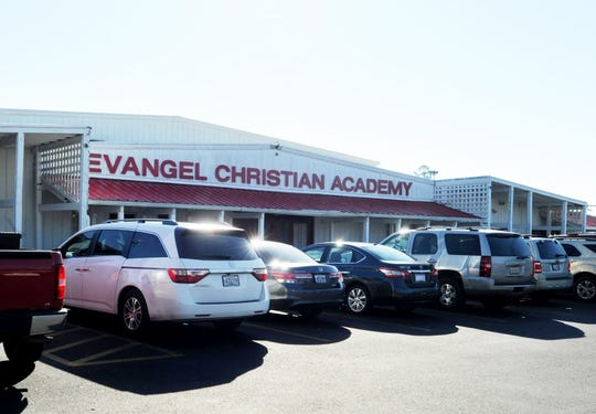 File photo of Evangel Christian Academy.