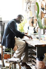 Ray Stevenson is the owner of Big Mama's Antiques and Restoration in Hosston, Louisiana.