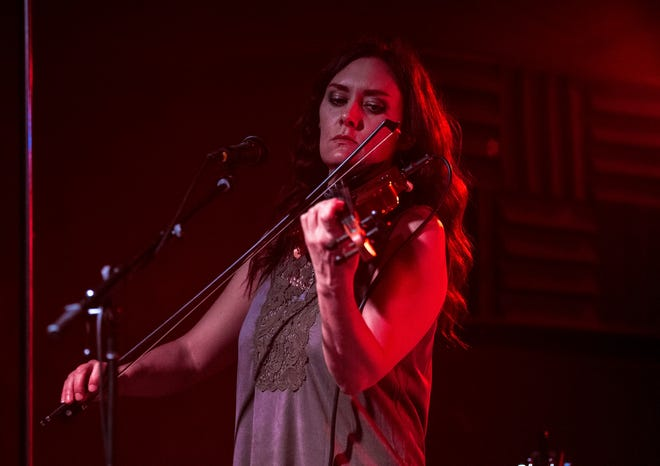 """Molly Healey's third studio album, """"Circles,"""" comes out with a release show at The Riff on March 23, 2019."""