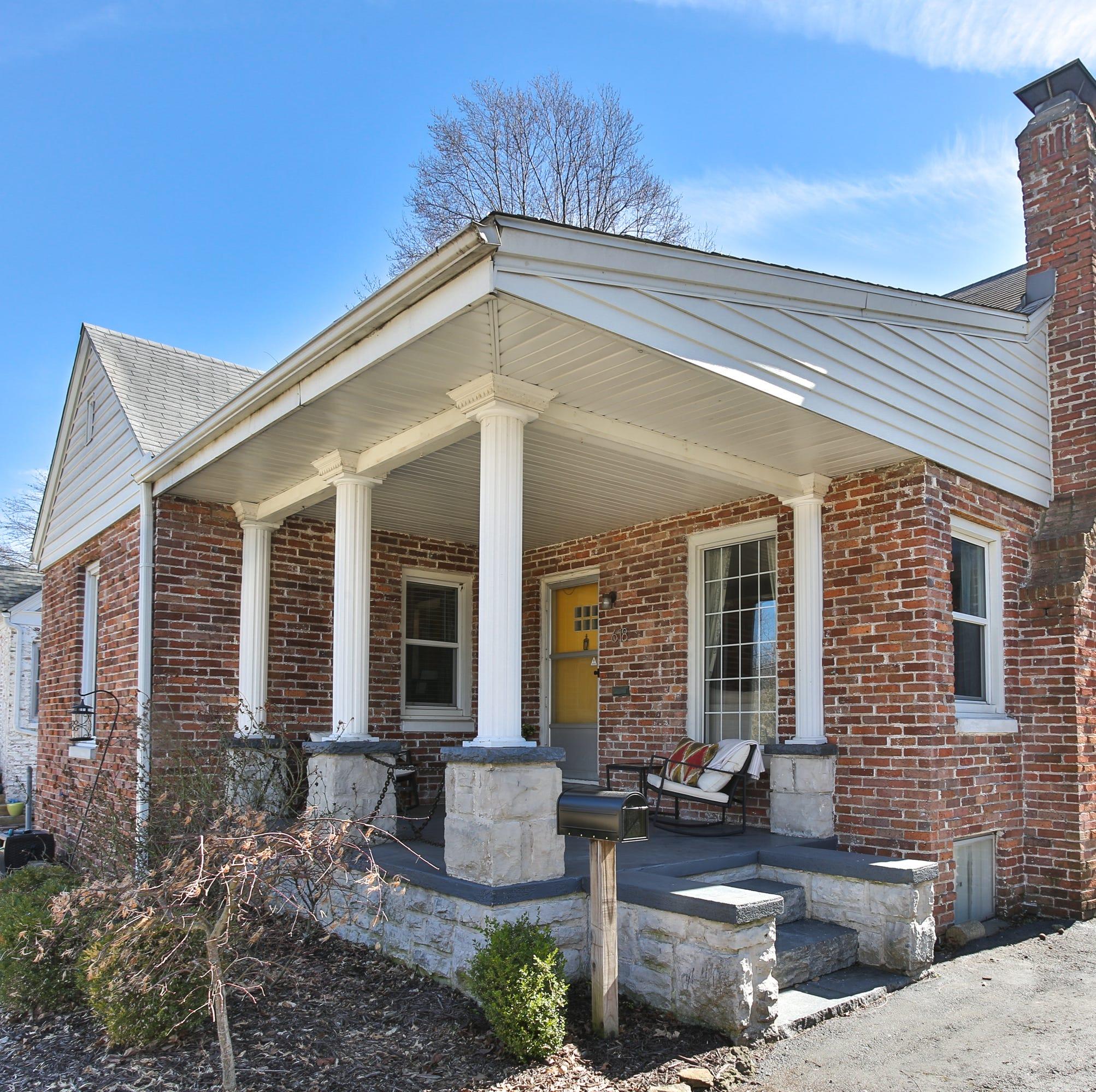 University Heights bungalow blends historic, modern elements