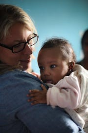 Augusta County residents Charisa Knight and her husband Greg Knight founded the nonprofit Hawassa Hope in Ethiopia, which aims to help vulnerable families.