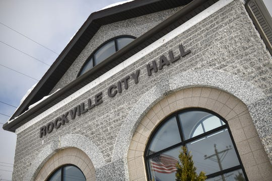 The Rockville City Hall is pictured Tuesday, March 5.