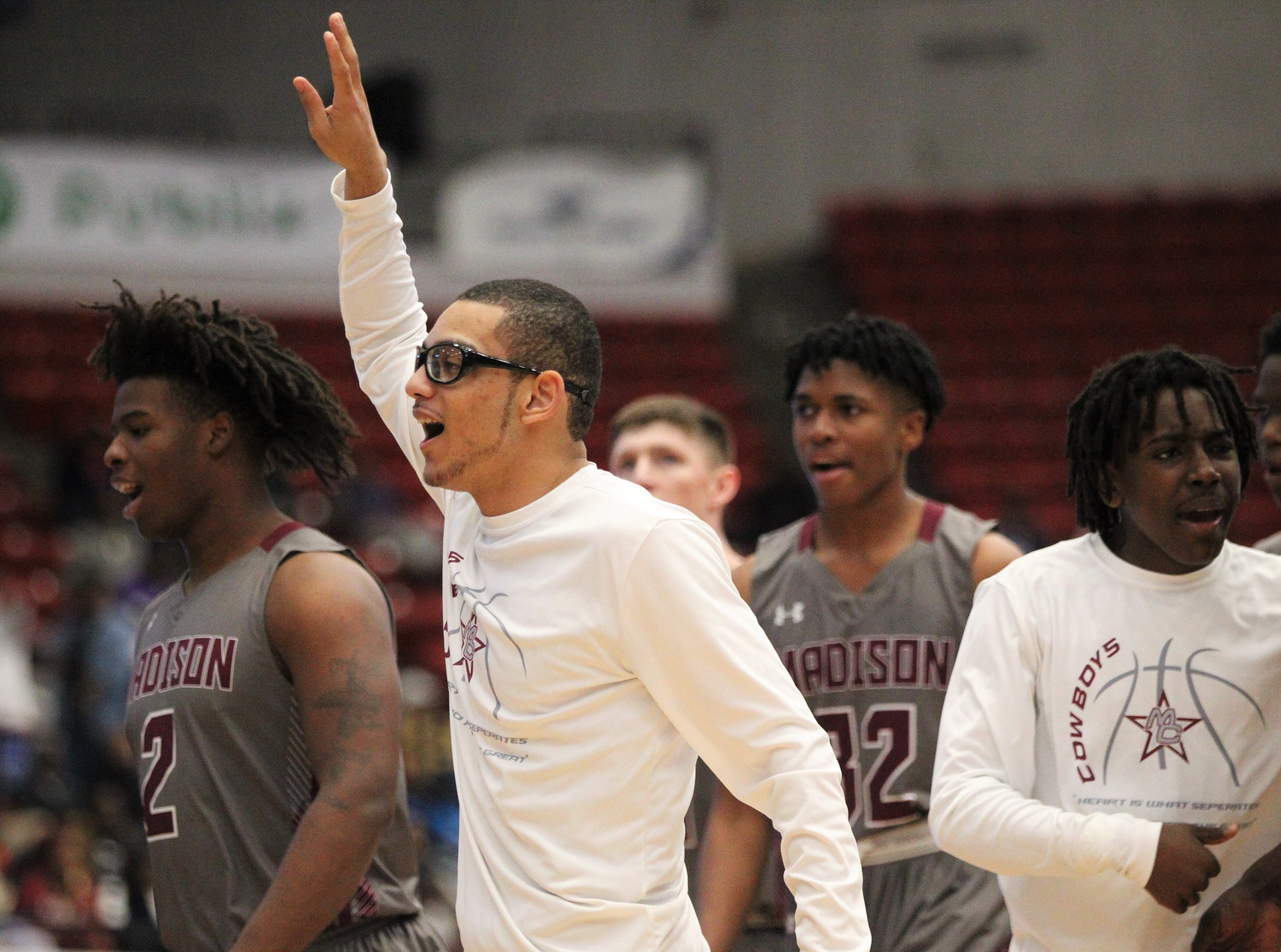 Madison County's basketball team captured a Class 1A state championship with a 62-60 victory over Wildwood at the RP Funding Center in Lakeland on Tuesday.