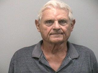 William Gazell, 74, of Palm City, charged with use of a structure for prostitution, soliciting prostitution