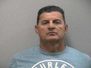 Thomas Tardonia, 53, of Tequesta,  charged with use of a structure for prostitution, soliciting prostitution