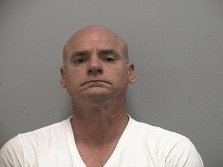 Brett James Hyde, 46, of Stuart, charged with use of a structure for prostitution, soliciting prostitution