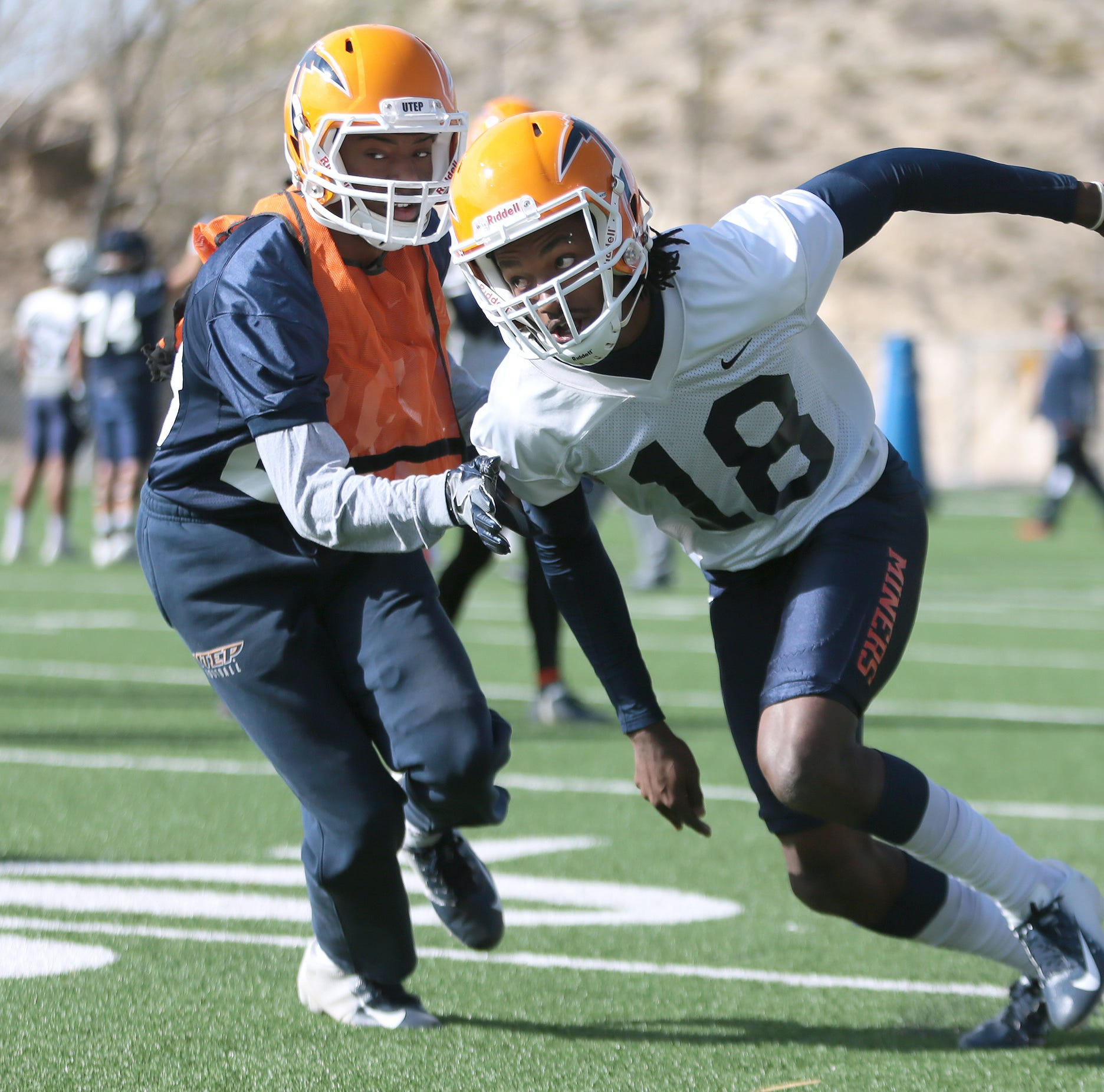 UTEP Miners football team quickly reloads at cornerback position
