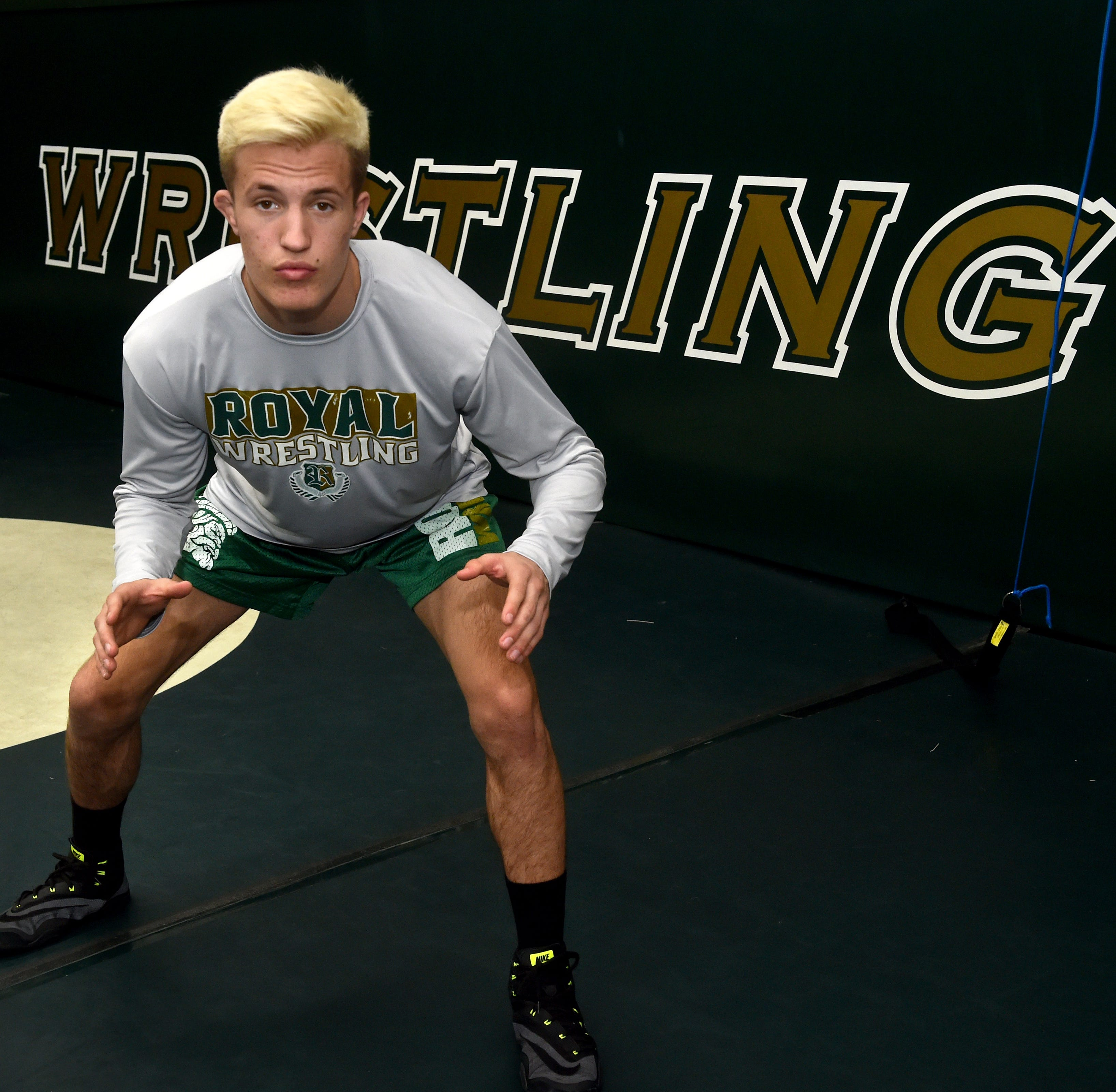 Royal's Jacob Hansen is The Star's Boys Wrestler of the Year for second straight time
