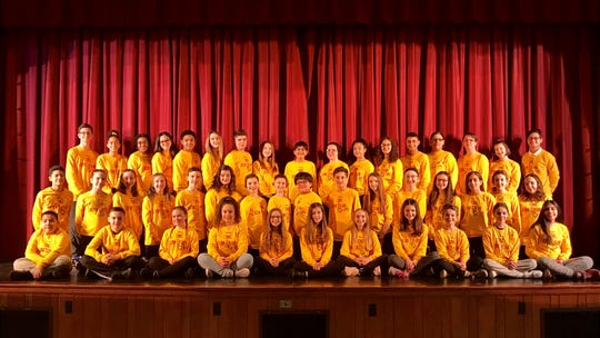 "The Vineland All Middle School Productions will present Disney's ""The Lion King Jr."" at 7 p.m. March 7 and 8 and 2 and 7 p.m. March 9 at Veterans Memorial School at 424 S Main Road, Vineland. Tickets, available at the door, are $10 for adults and $5 for students. For information, visit Vineland All-Middle School Productions on Facebook."