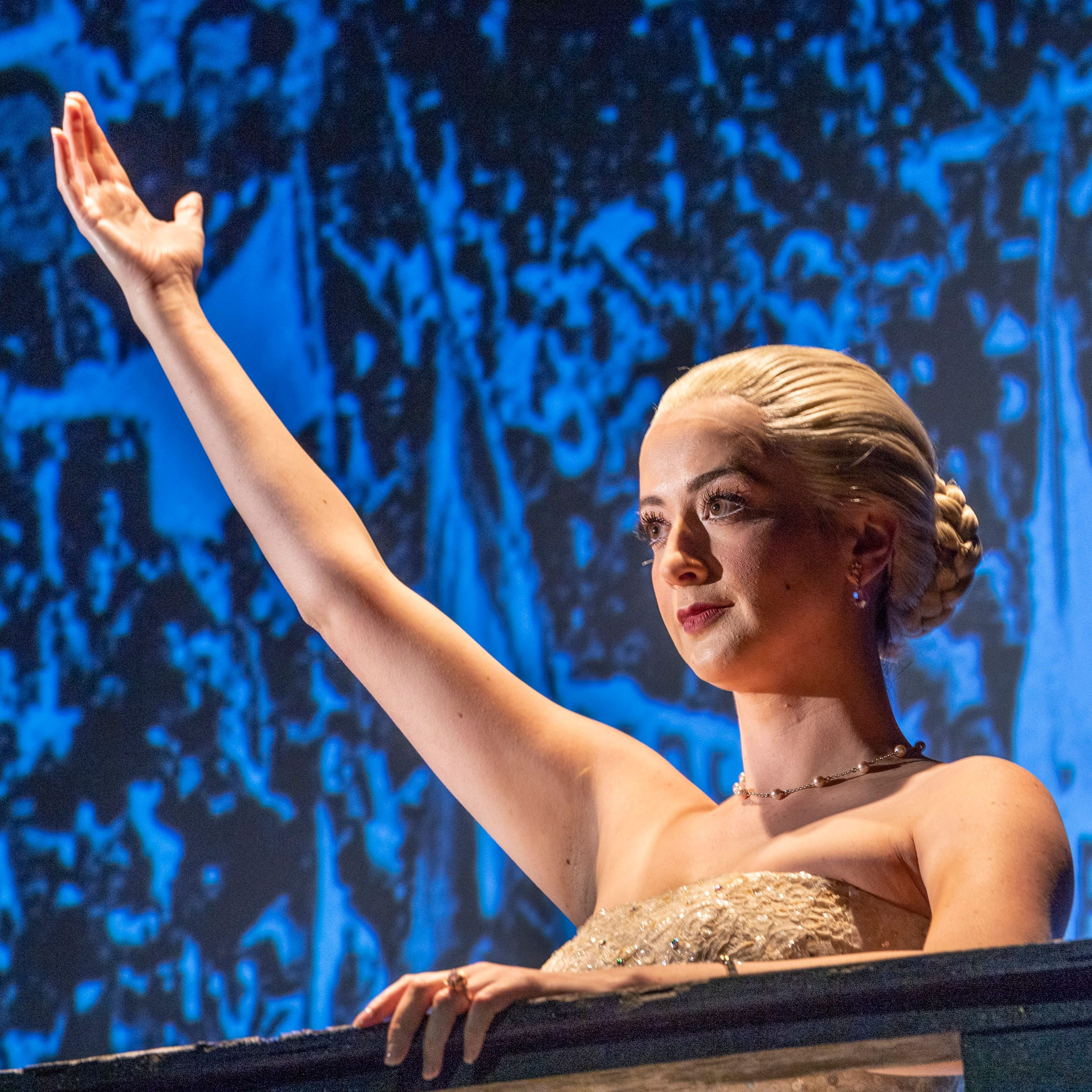 College of the Sequoias wants audiences to 'Cry' for this production of 'Evita'