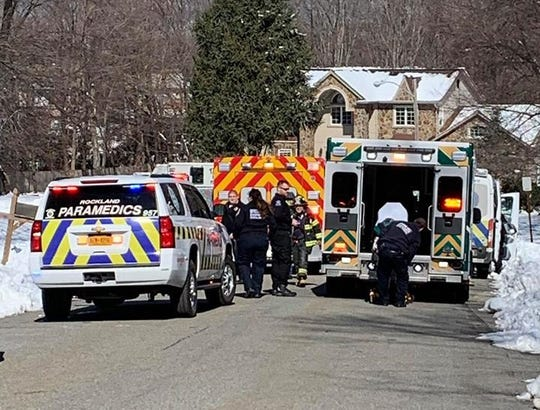 Carbon monoxide poisoning sickened people on Bolger Lane in Airmont on March 5, 2019.
