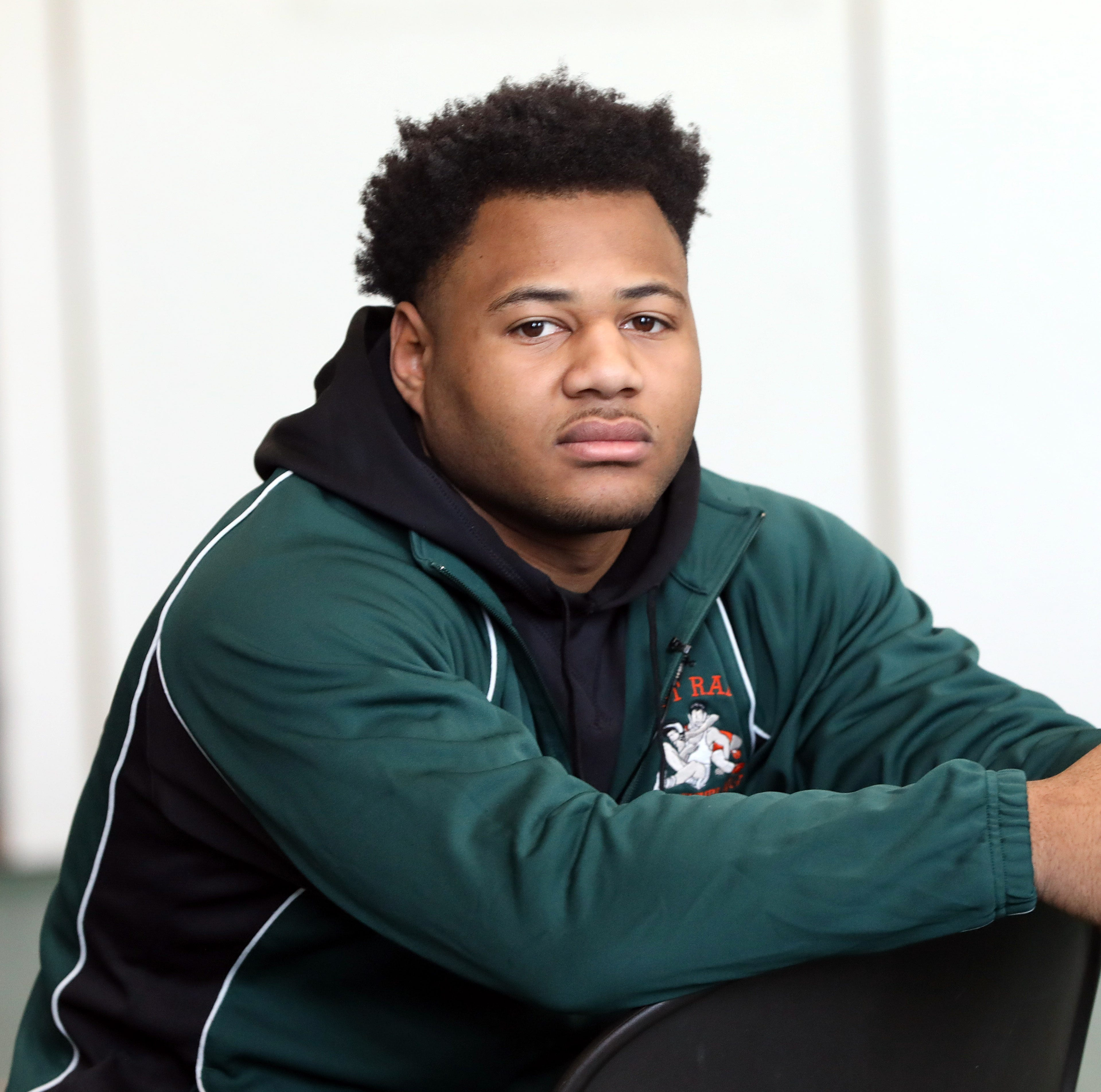 East Ramapo's Jhordyn Innocent is 2018-19 Rockland wrestler of the year
