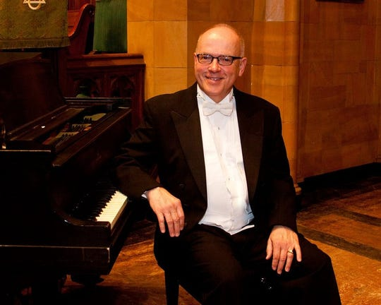 Richard Coffey has been named the organist/choir director of Union Church