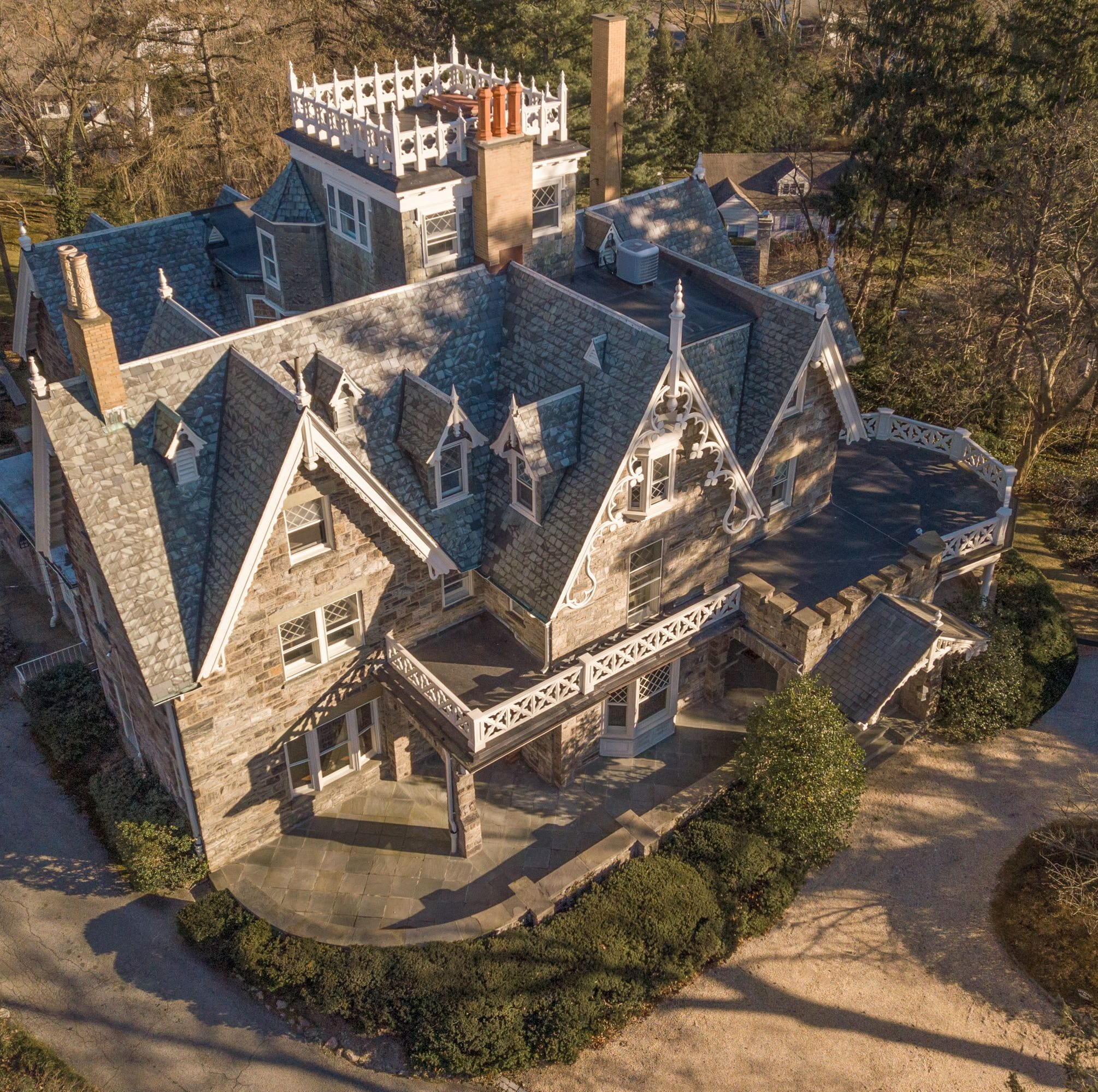 The Crow's Nest: Historic Bronxville estate for sale, $5.395M
