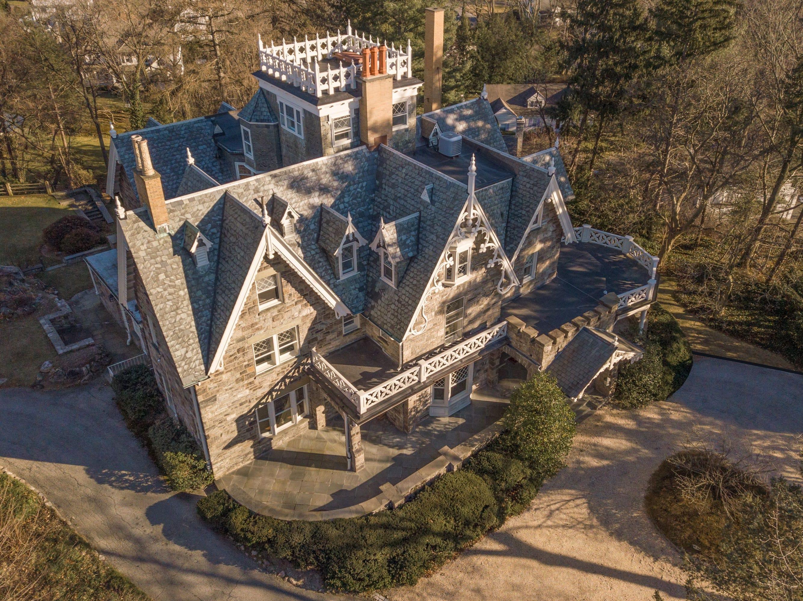 The Crow's Nest: Historic Bronxville estate for sale, $5.395M