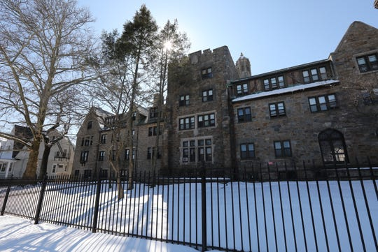 The College of New Rochelle March 5, 2019.