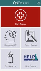 The OpiRescue Delaware app allows users to learn more about naloxone, get educated on how to use it, report a rescue and obtain more of the life-saving medication.
