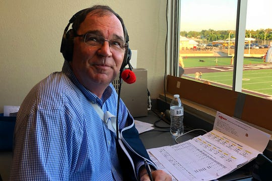 Longtime Vernon sports broadcaster Mike Klappenbach has retired after spending 40 years in the broadcast booth for Lions' football games.