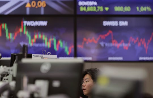 Asian stocks rose Monday after news reports said Washington and Beijing are close to reaching an agreement as early as this month to end their costly tariff war.