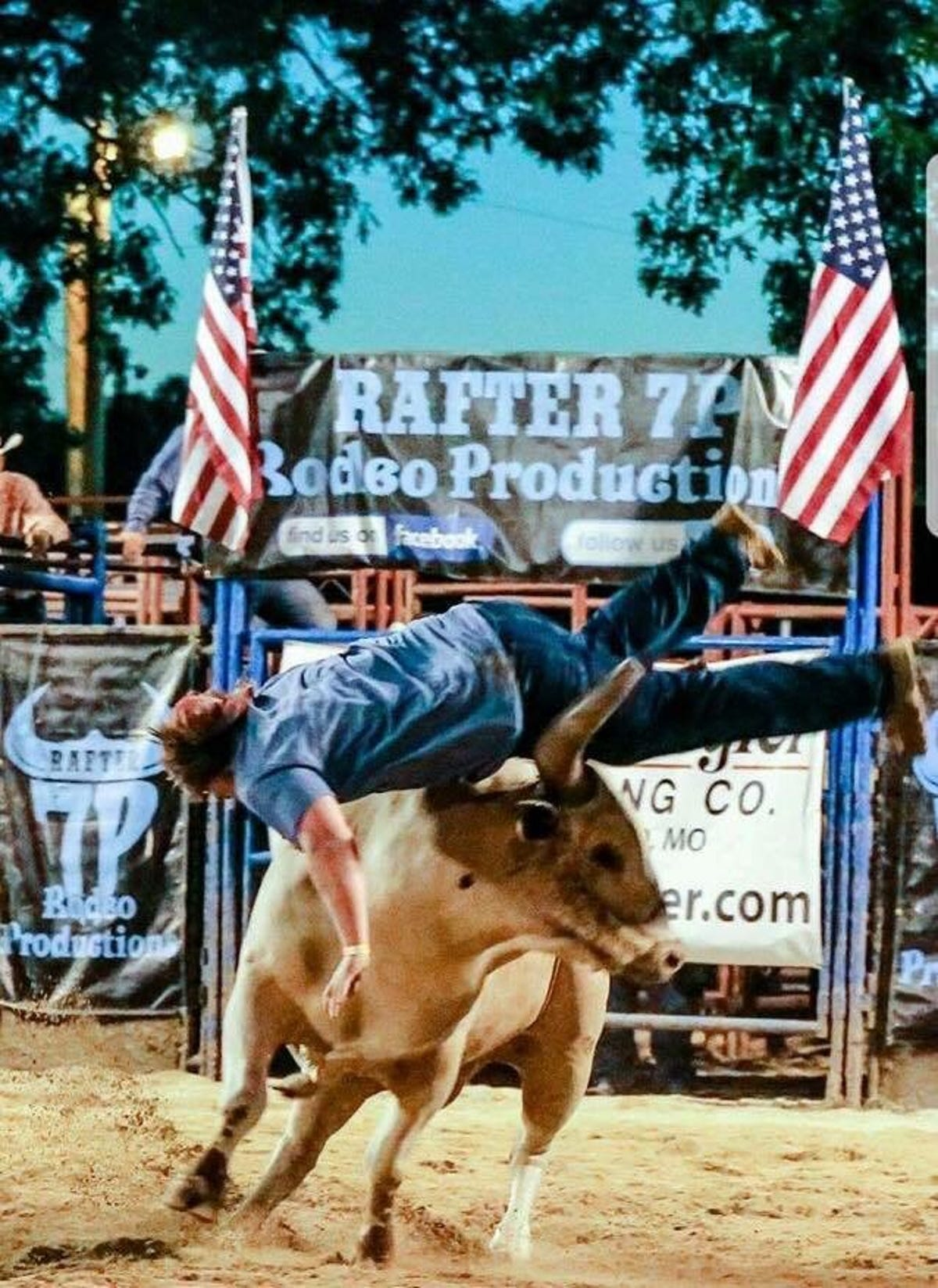 What is Cowboy Pinball? Daredevil rodeo event not for faint