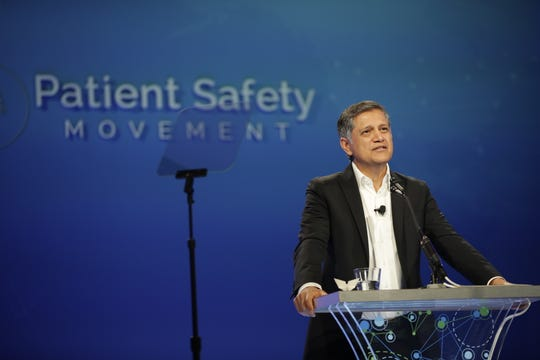 Joe Kiani is CEO of the medical equipment company Masimo and chairman of the Patient Safety Movement Foundation.