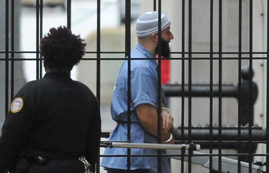 "Adnan Syed, seen here in a Baltimore courthouse in 2016, is the subject of HBO's latest true crime documentary, ""The Case Against Adnan Syed."" The series takes a look at the 1999 murder of Hae Min Lee and conviction of Syed, who was her ex-boyfriend. The case was also the basis of NPR's popular ""Serial"" podcast in 2014. Here are a few more real-life cases that have been examined by television documentaries."