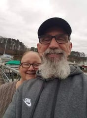 Sheila Creech and Marshall Lynn Grimes, both 59, were among the 23 killed in Sunday's tornado in Alabama.