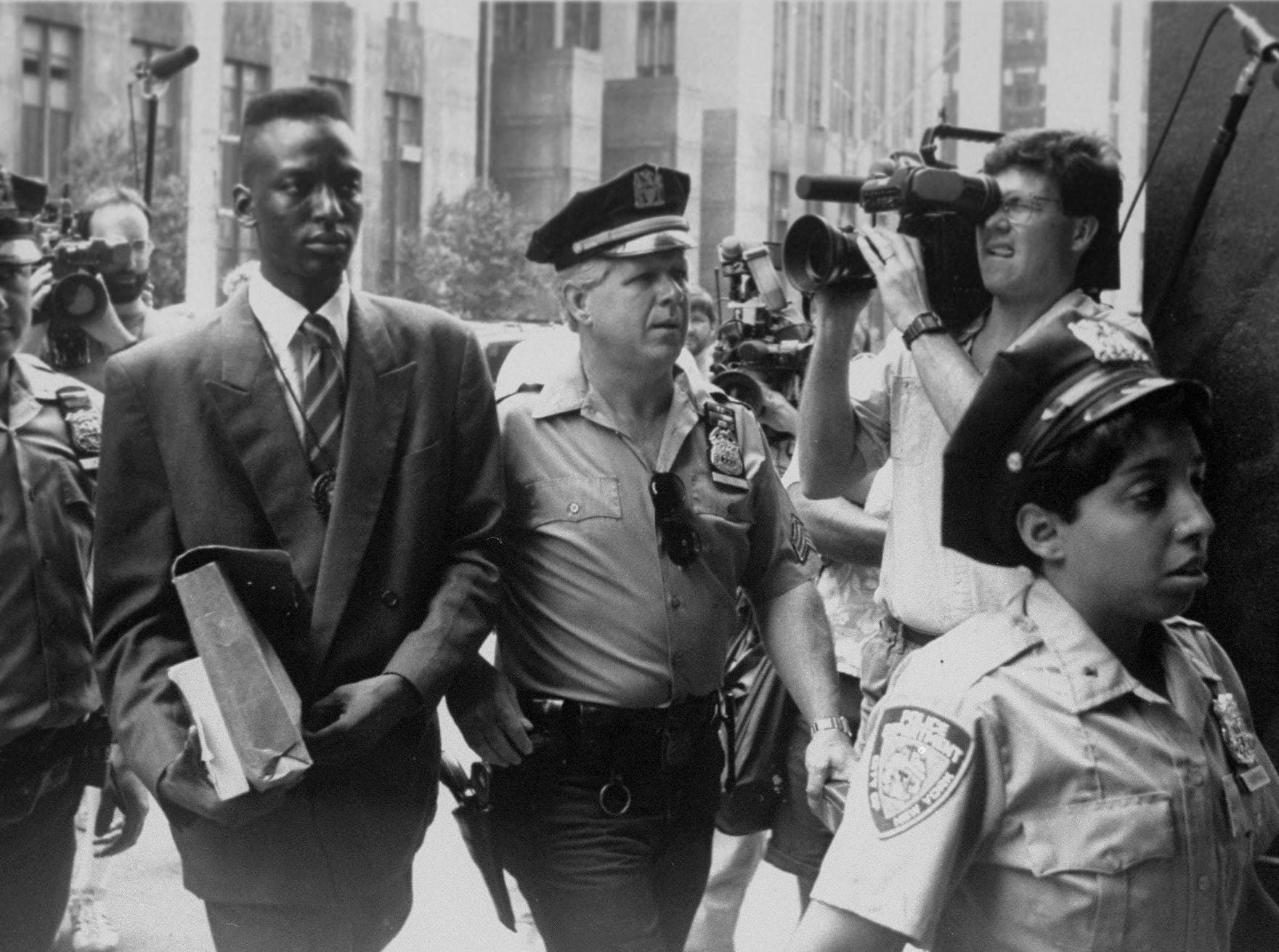 Five African-American teenagers were convicted and later exonerated of the 1989 rape of a jogger in Central Park in New York. In 2012, well renowned documentarian Ken Burns took on the case in a film about those charged with the crime, including Yusef Salaam (pictured), which ran on PBS.