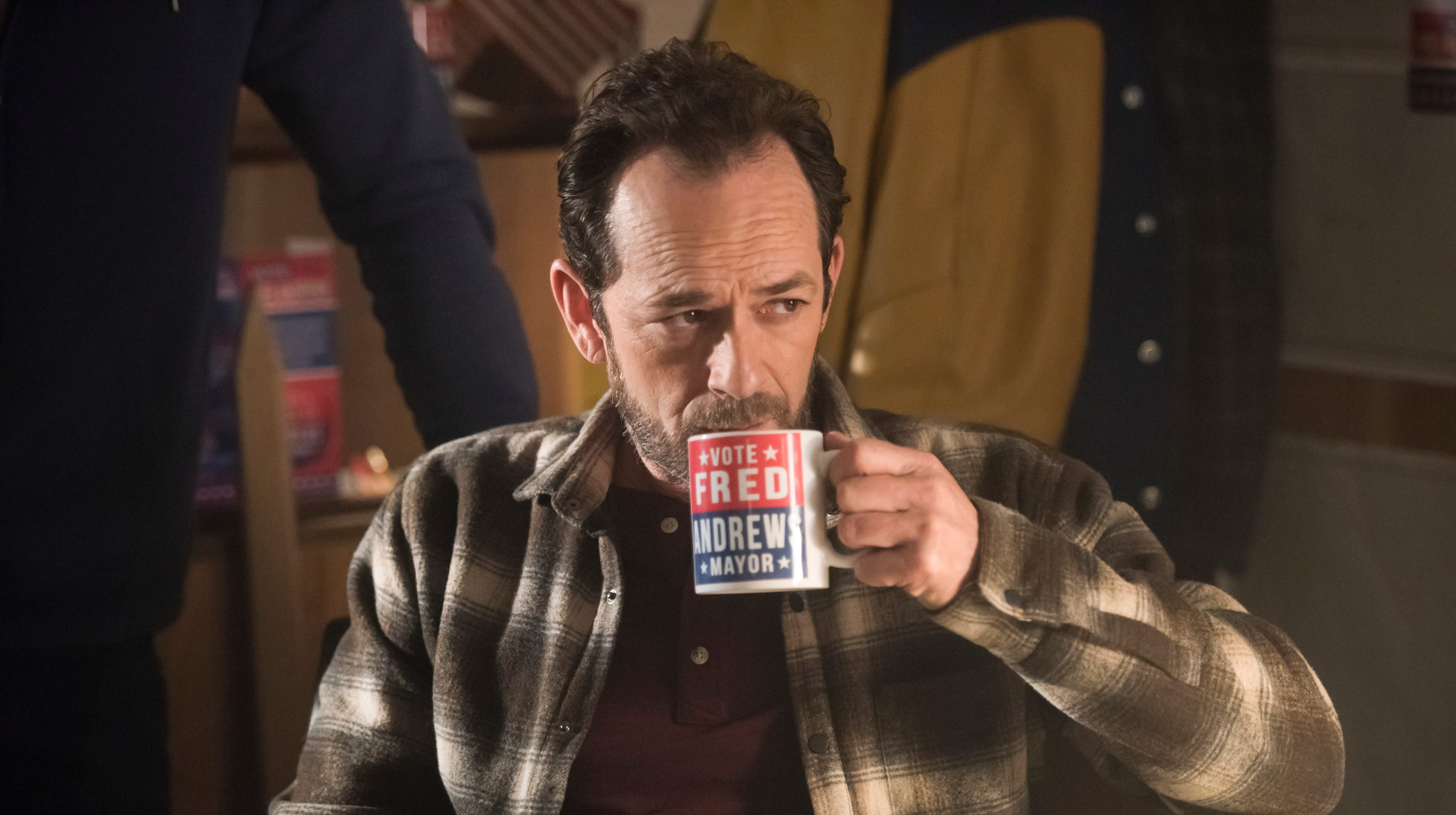 Luke Perry death means adjustment for CW's 'Riverdale'