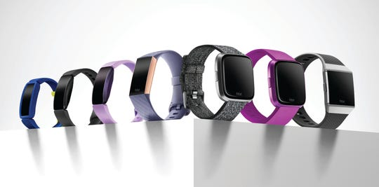 Spring 2019 Fitbit