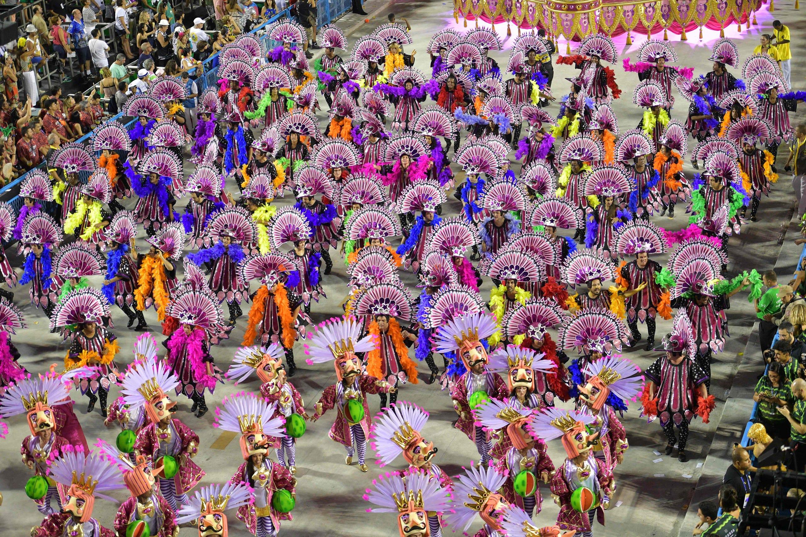 Brasilien S Karneval Party 2019