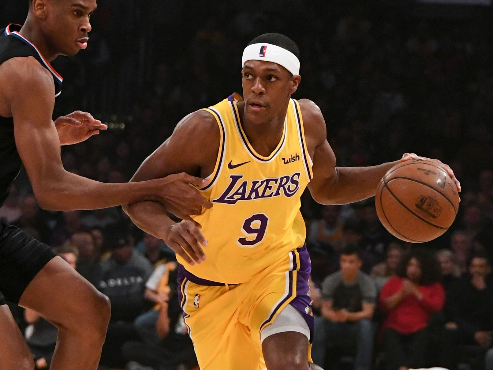 93. Rajon Rondo, Lakers (March 4): 24 points, 12 assists, 10 rebounds in 113-105 loss to Clippers.