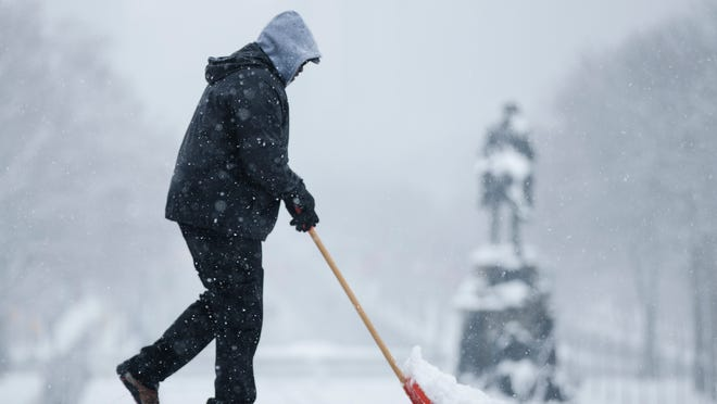 Weekend weather: Blizzard, tornadoes, floods, winds, bitter cold