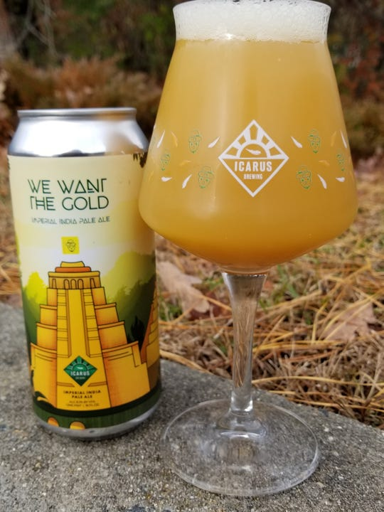 We Want the Gold Imperial India Pale Ale from Icarus Brewing Company is returning in time for St. Patrick's Day.