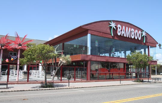 The Bamboo Bar in Seaside Heights in a 2014 file photo.