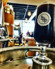 Be Quiet in the Castle is the new dry Irish stout from Bradley Brew Project in Bradley Beach.