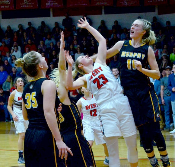 Murphy defeated Avery County in overtime to advance to the Class 1A West regional final