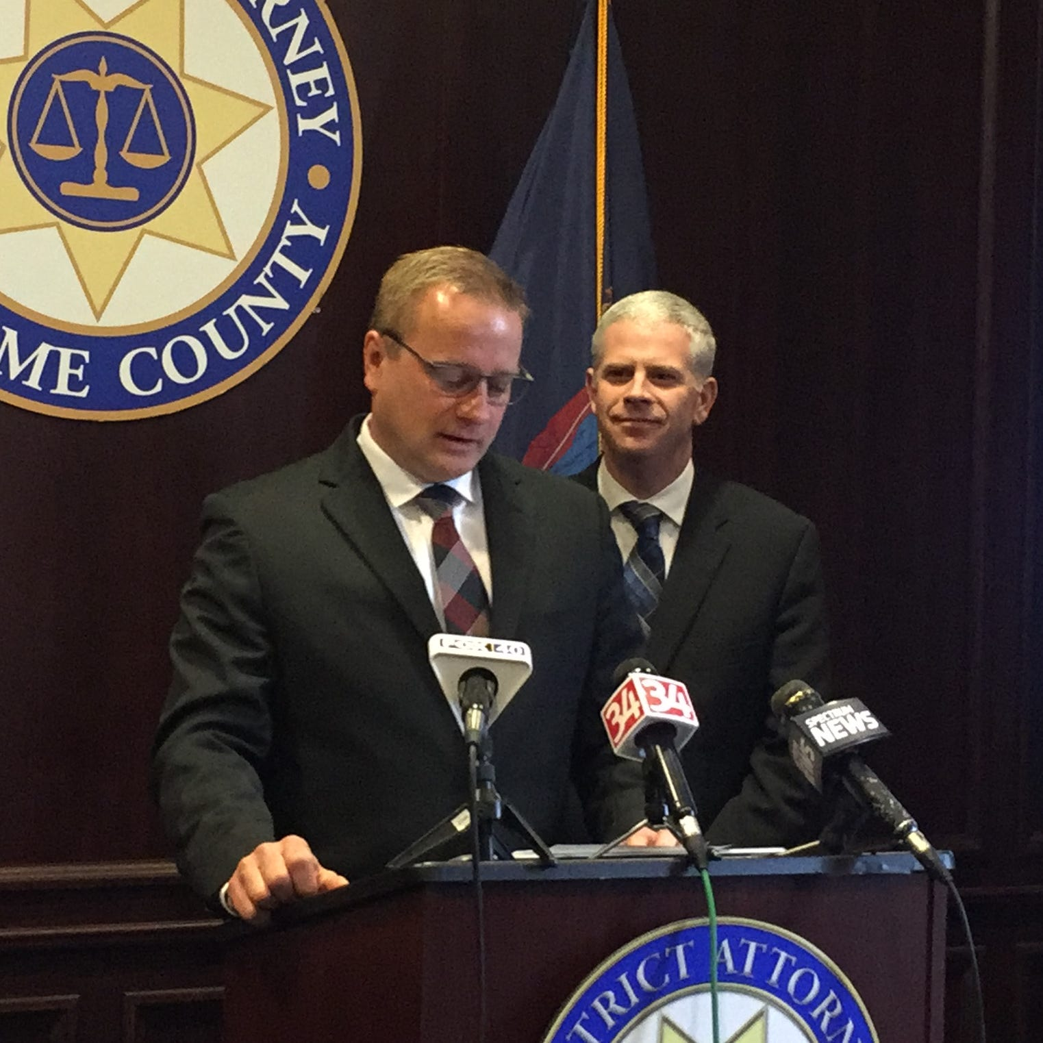 Arrested and unemployed? Broome County DA announces workforce diversion program