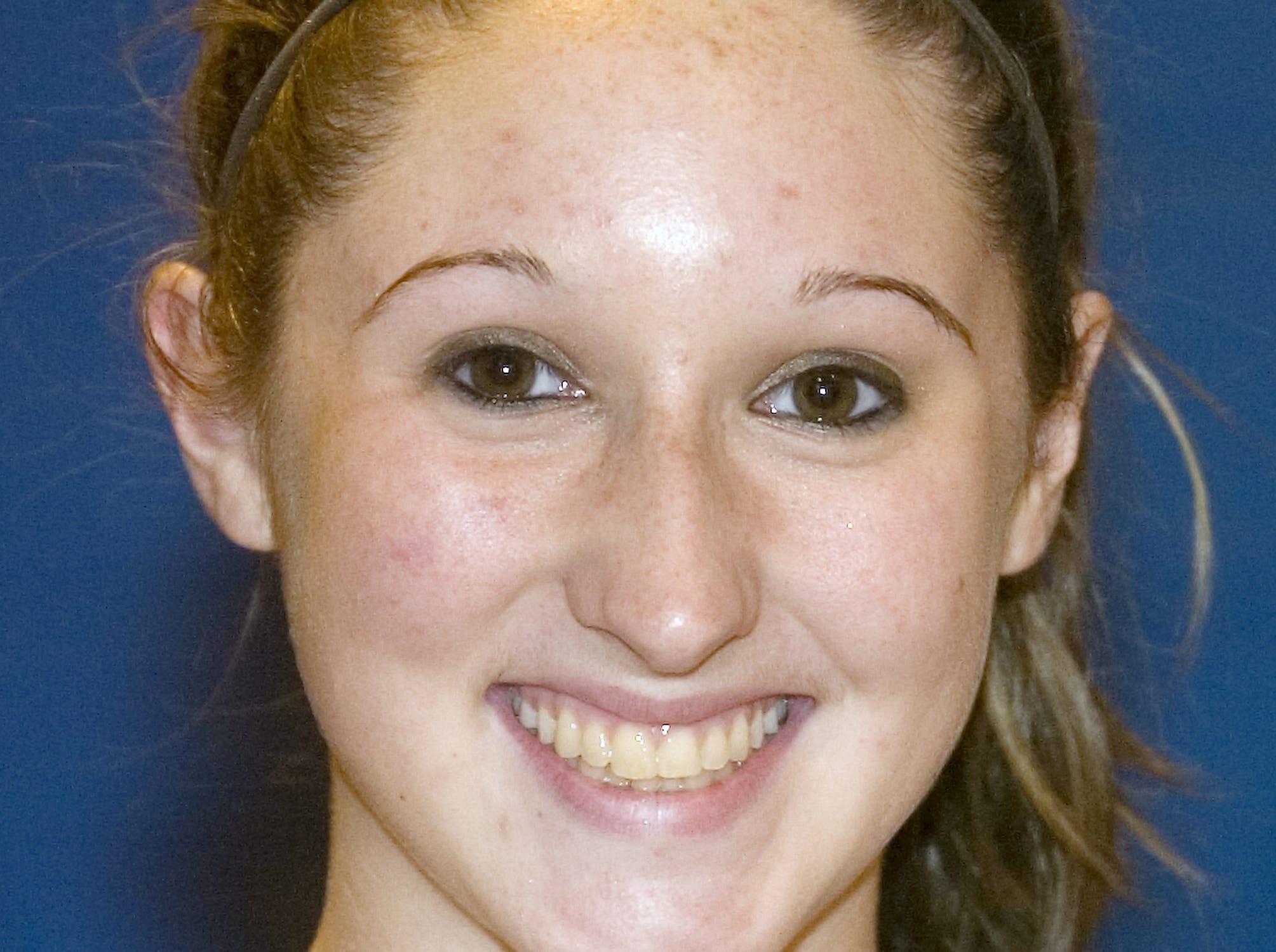 2008: Carrie Bushnell, Maine-Endwell girls' basketball