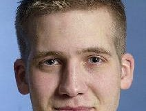 Guy Rathmell,  Windsor senior, 2001-02 All-Metro Boys Basketball Team, forward