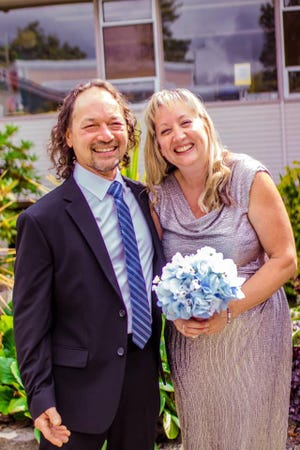 Paul and Debbie Thompson of Bremerton are celebrating 40 years of marriage.