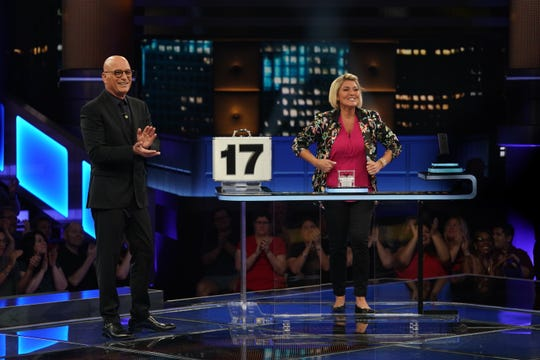 "Carri Nevad, elementary principal at Merritt Island Christian School, competes on ""Deal or No Deal."""