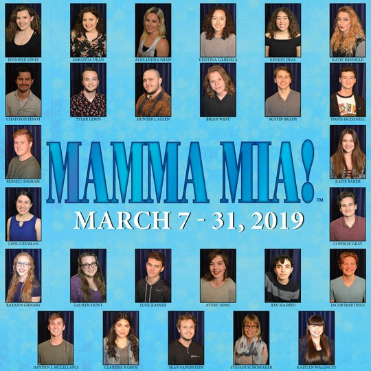 Mamma Mia, Here go again! plays at the Harbor Playhouse March 7-31.